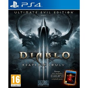 Diablo III Reaper of Souls Ultimate Evil Edition PS4