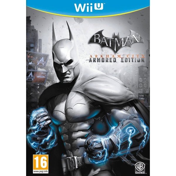 Batman Arkham City Armoured Edition - Levante Computer