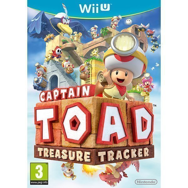 Captain Toad: Treasure Tracker - Levante Computer