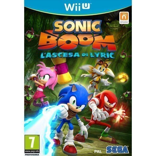 Sonic Boom: L'Ascesa di Lyric - Levante Computer