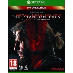 Metal Gear Solid V: The Phantom Pain Xbox One