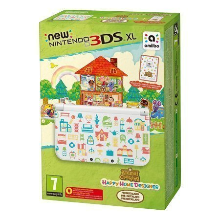 New Nintendo 3DS XL Animal Crossing