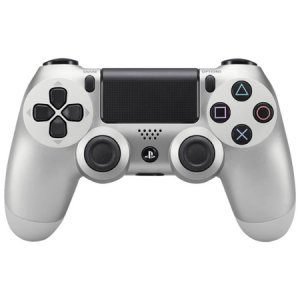 Dualshock 4 Sony PS4 Argento Silver