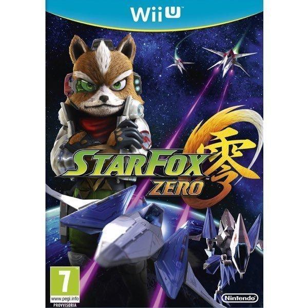 Star Fox Zero WiiU