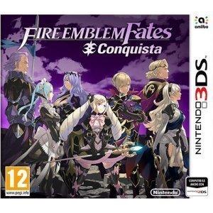 Fire Emblem Fates - Conquista