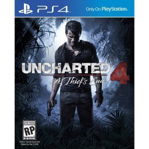 Uncharted 4 Fine di un Ladro PS4