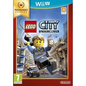 Lego City Undercover WiiU