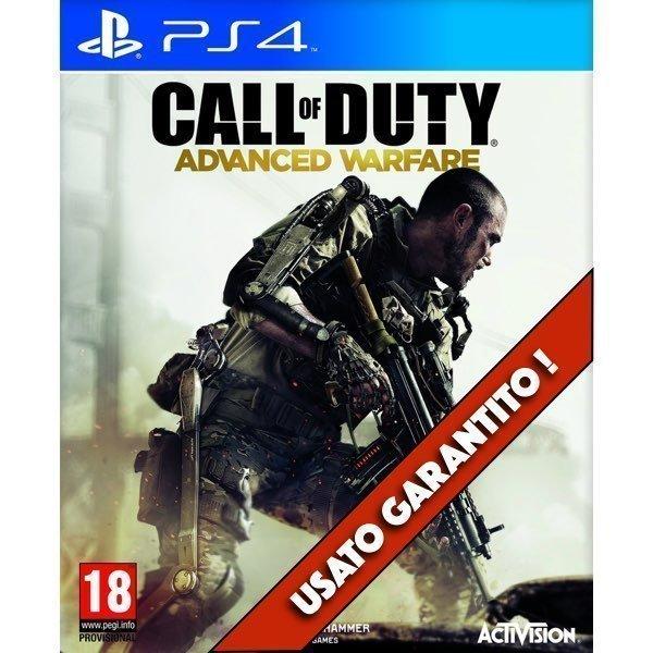 Call of Duty Advanced Warfare PS4 Usato