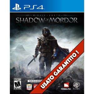 La Terra di Mezzo L'Ombra di Mordor PS4 Usato