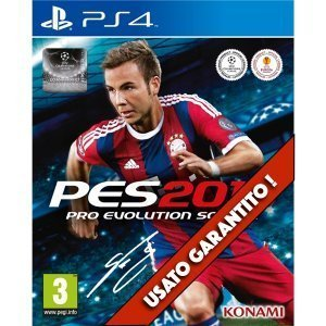 Pro Evolution Soccer 2015 PES 2015 PS4 Usato