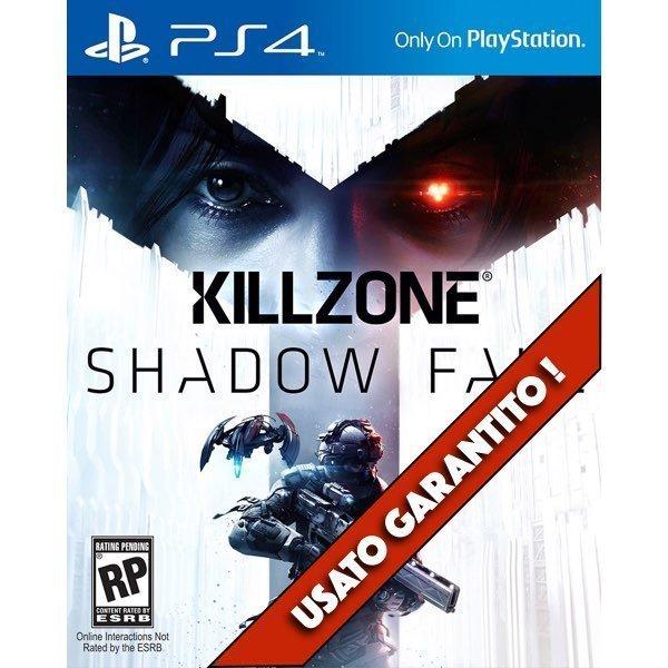Killzone Shadow Fall PS4 Usato