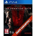 Metal Gear Solid V The Phantom Pain PS4 Usato
