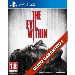 The Evil Within PS4 Usato
