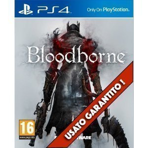 Bloodborne PS4 Usato