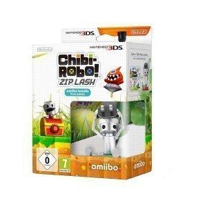 Chibi-Robo! Zip Lash Amiibo Limited Edition