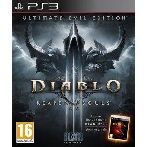 Diablo III Reaper of Souls Ultimate Evil Edition PS3
