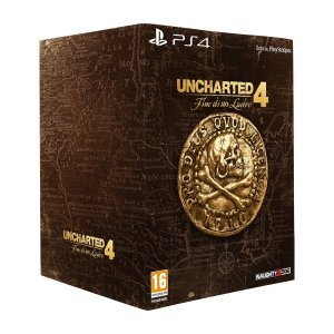 Uncharted 4 Fine di un Ladro Libertalia Collector's Edition