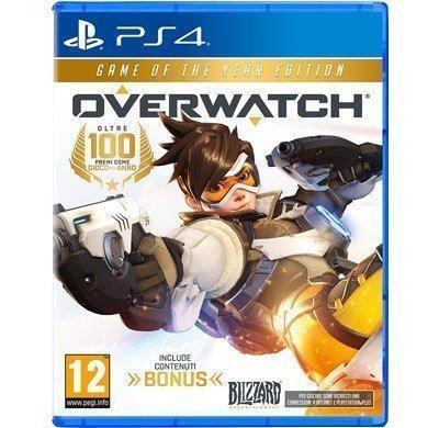 Overwatch GOTY Edition PS4