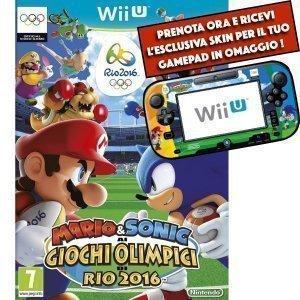 Mario & Sonic ai Giochi Olimpici di Rio 2016 WiiU