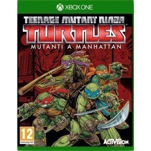 Teenage Mutant Ninja Turtles Mutanti a Manhattan Xbox One