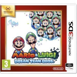 Mario e Luigi: Dream Team Bros 3DS