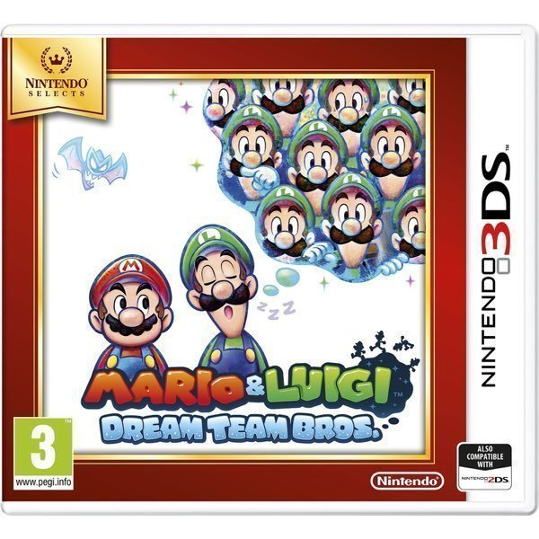 Mario e Luigi: Dream Team Bros 3DS