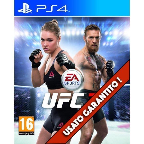 UFC 2 PS4 Usato