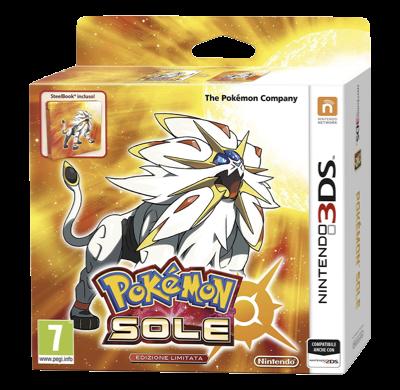 Levante Computer Pokemon Sole