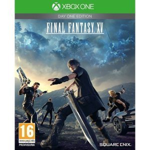 Final Fantasy XV - Day One