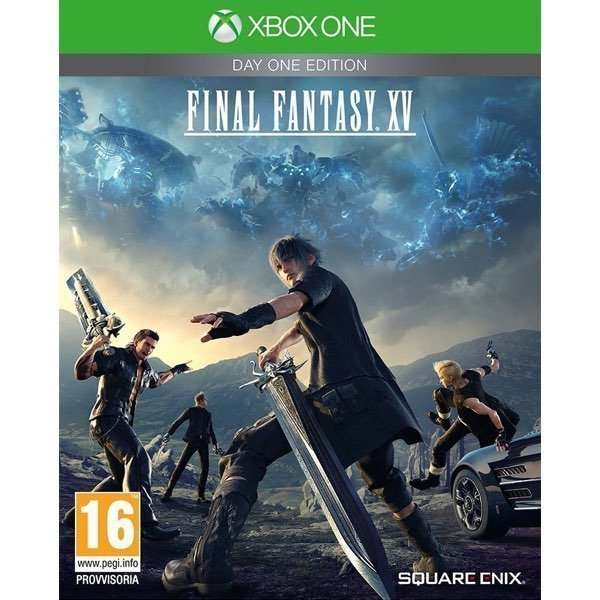 Final Fantasy XV - Day One