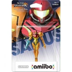 Amiibo Samus No 7