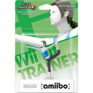 Amiibo Wii Fit Trainer No 8