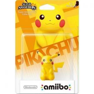 Amiibo Pikachu No 10