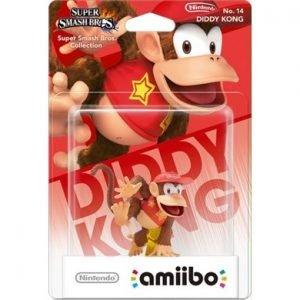Amiibo Diddy Kong No 14
