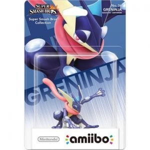 Amiibo Greninja No 36