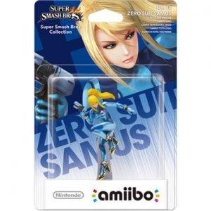 Amiibo Zero Suit Samus No 40