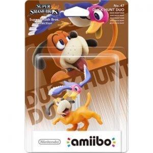 Amiibo Duck Hunt Duo No 47