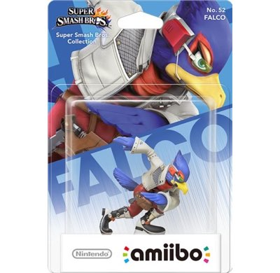 Amiibo Falco No 52