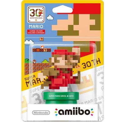 Amiibo Mario Colori Classici