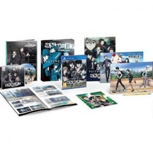 Psycho-Pass Mandatory Happiness Limited Edition PS4