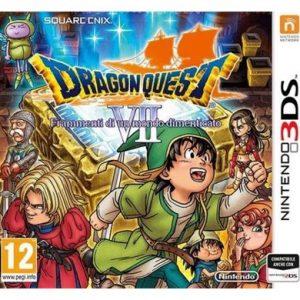 Dragon Quest VII Frammenti di un Mondo Dimenticato 3DS