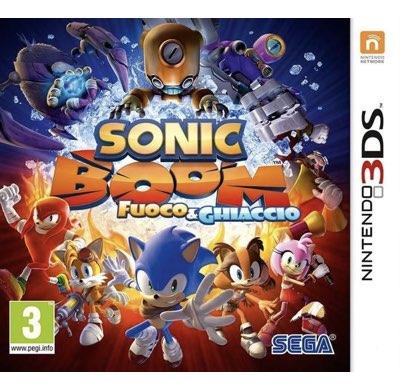 Sonic Boom Fuoco e Ghiaccio 3DS