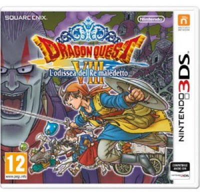 Dragon Quest VIII L'Odissea del Re Maledetto 3DS