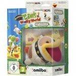 Poochy Yoshi Wooly World + Amiibo 3DS