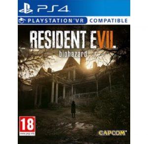 Resident Evil VII PS4