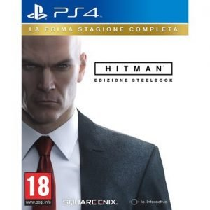 Hitman La Prima Stagione Steelbook Edition PS4
