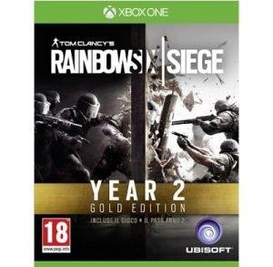 Rainbow Six Siege Gold Season Pass 2 Xbox one