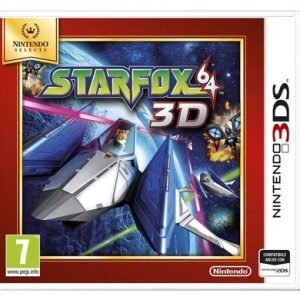 Star Fox 64 3D 3DS