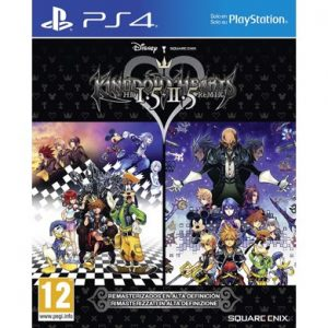 Kingdom Hearts 1.5 HD & 2.5 HD PS4