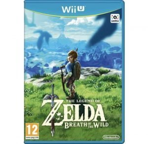 The Legend of Zelda Breath of the Wild WiiU